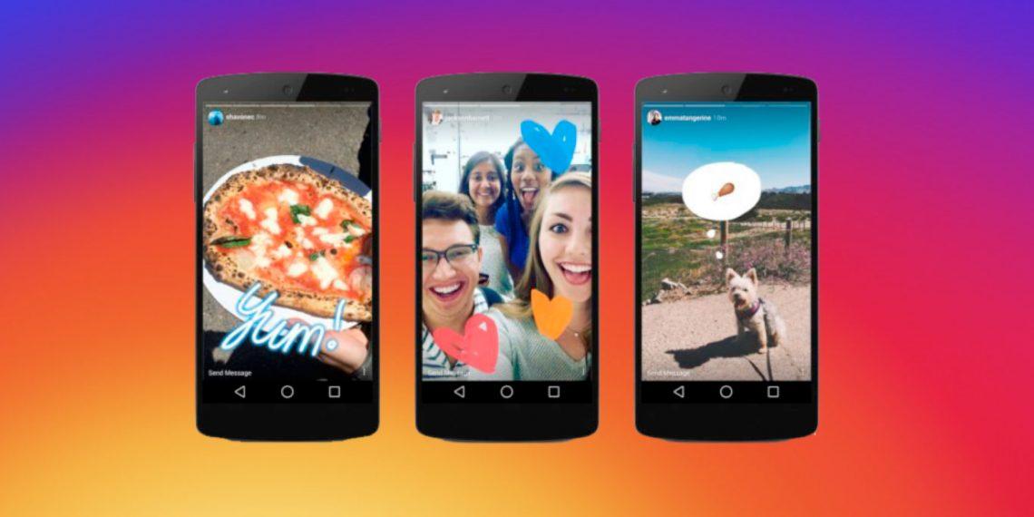 Как добавить хештеги и локацию в Instagram сториз и не испортить фото работы